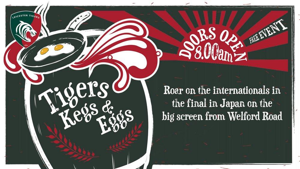 Tigers Kegs & Eggs - Final