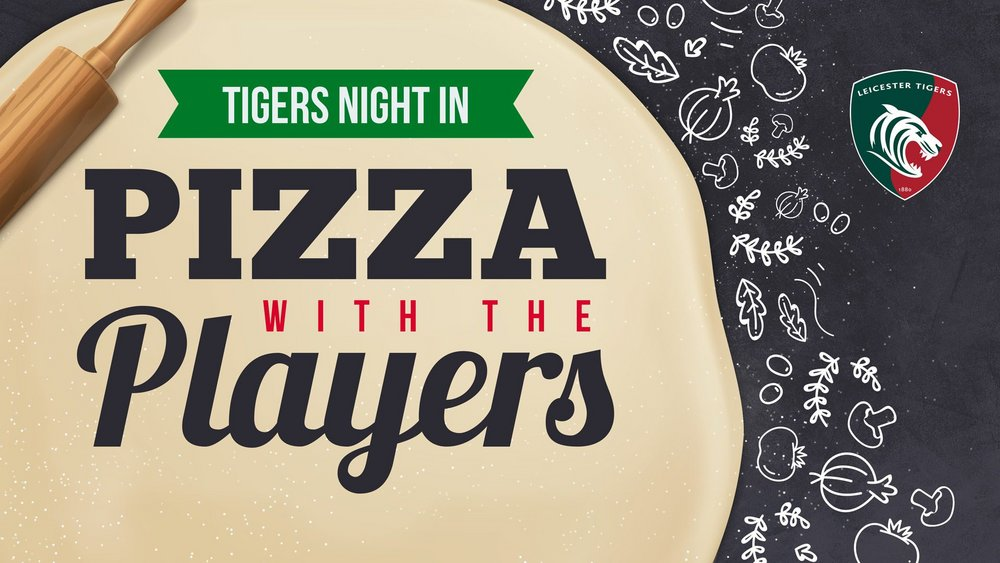 Tigers Night In: Pizza with the Players