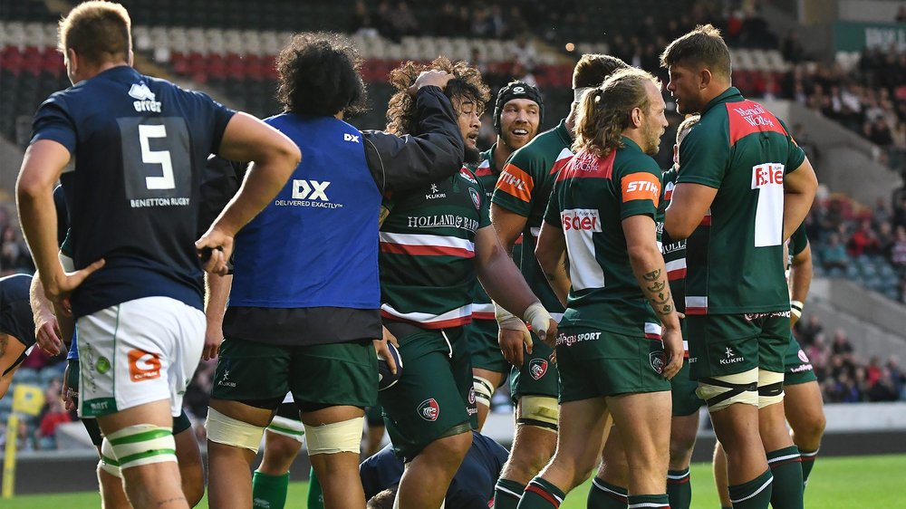 Tigers versus Treviso match highlights | Leicester Tigers
