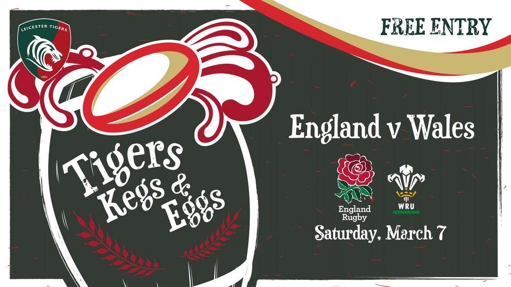 Tigers Kegs & Eggs - Wales