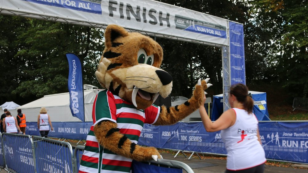 Run For All Leicester 10k