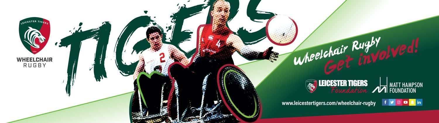 Leicester Tigers Wheelchair Rugby