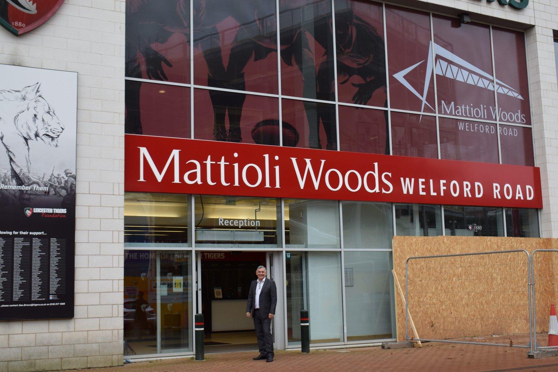 Mattioli Woods Welford Road