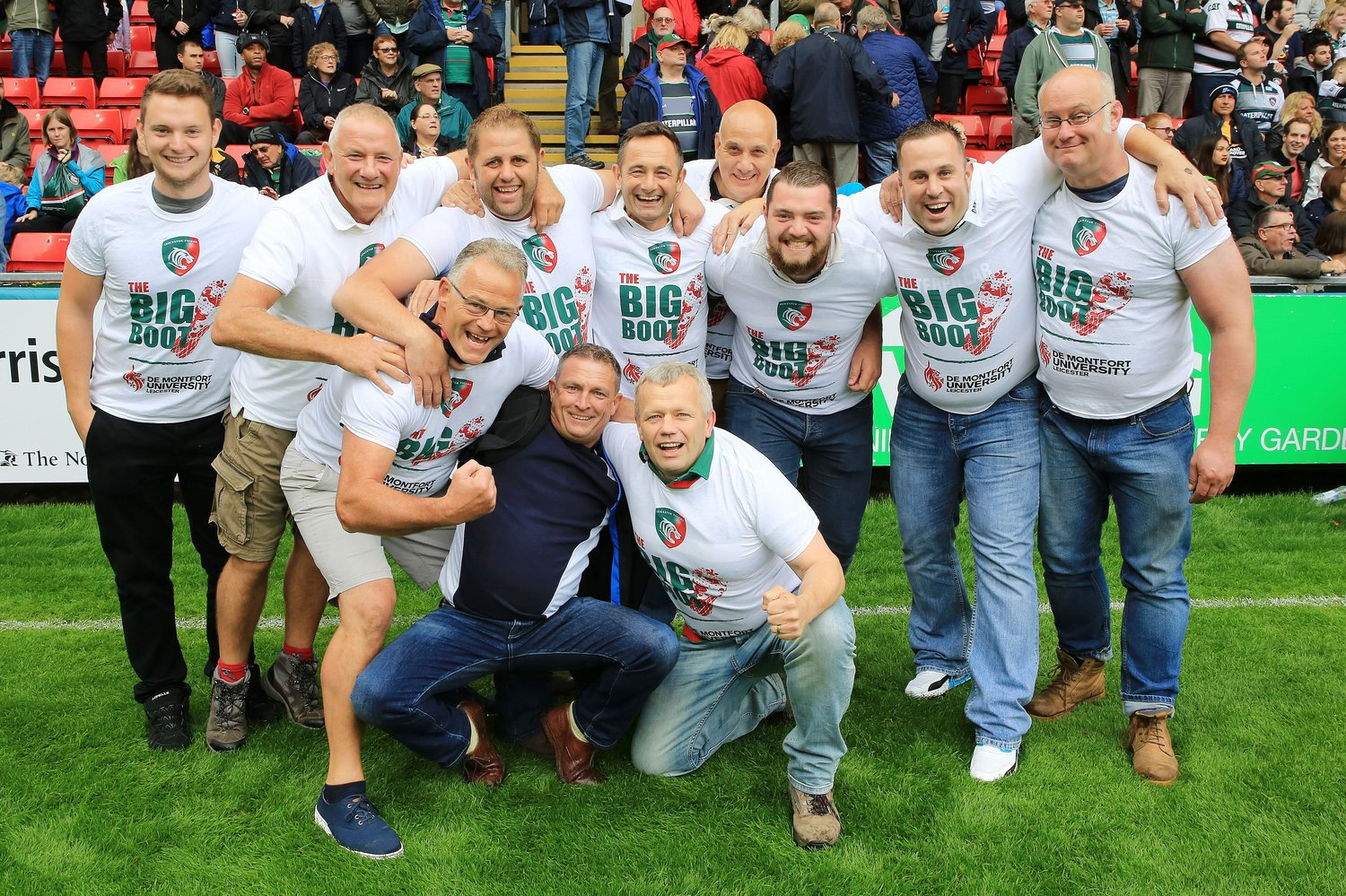 Leicester Tigers Group Days