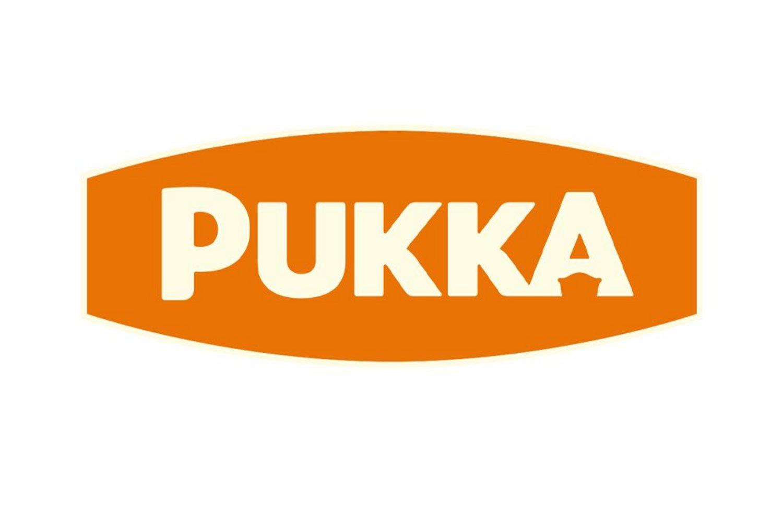 Pukka Pies Logo
