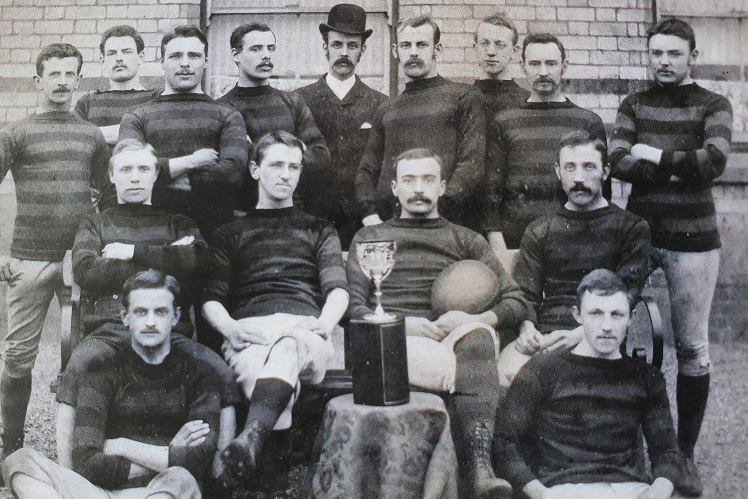 Captains Collection 1887 team