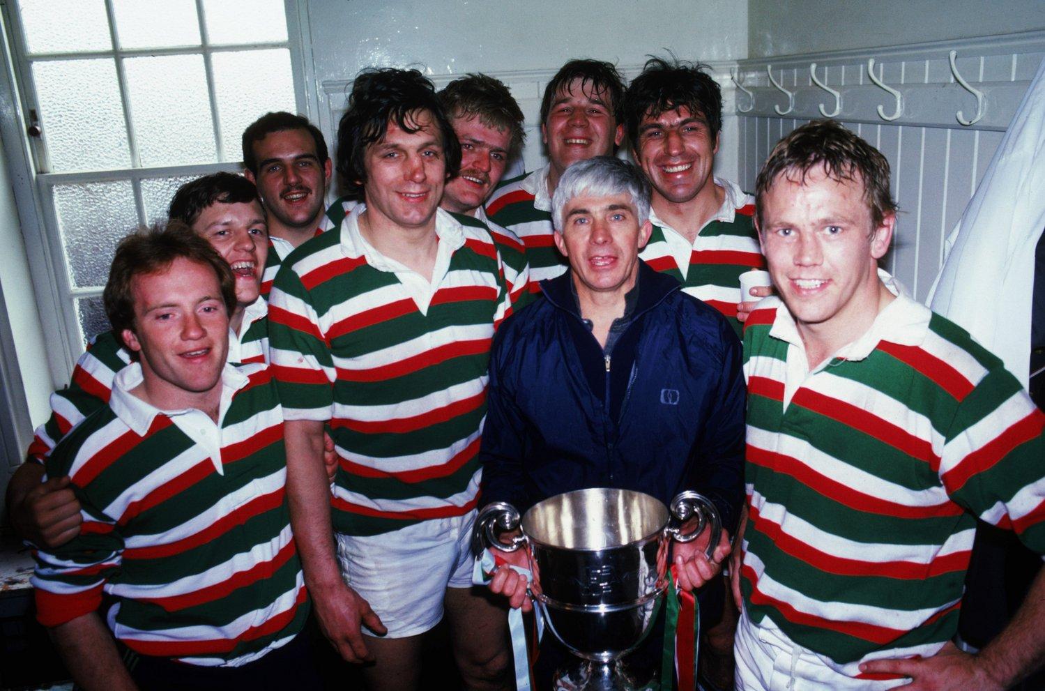 John Player Cup winners