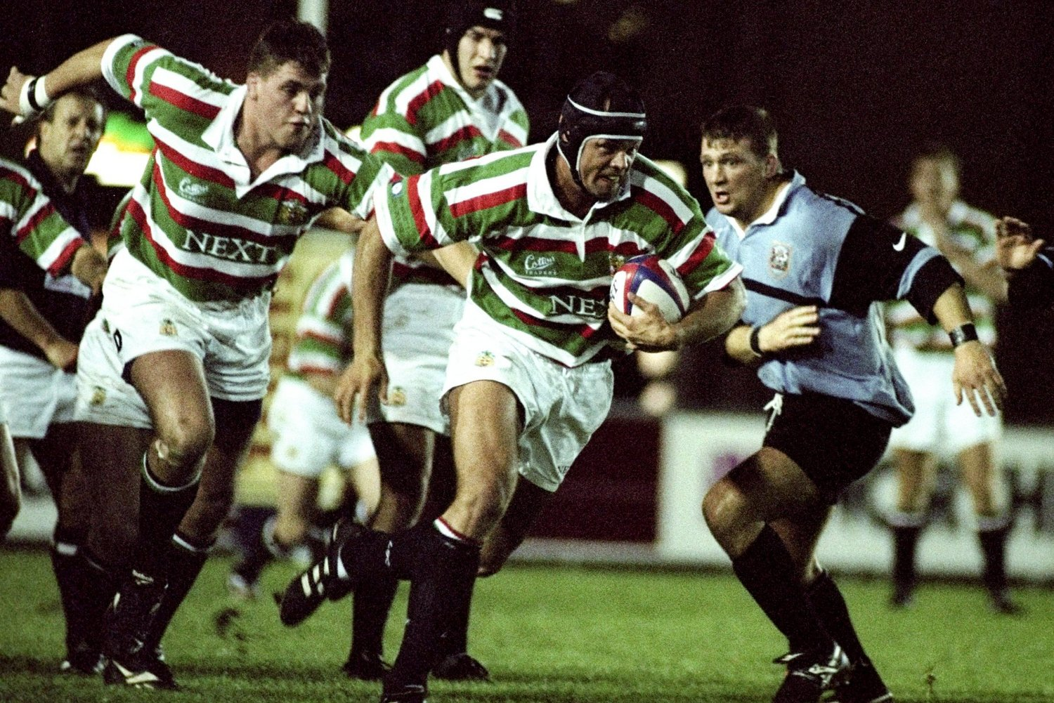 Captains Collection 1997 player