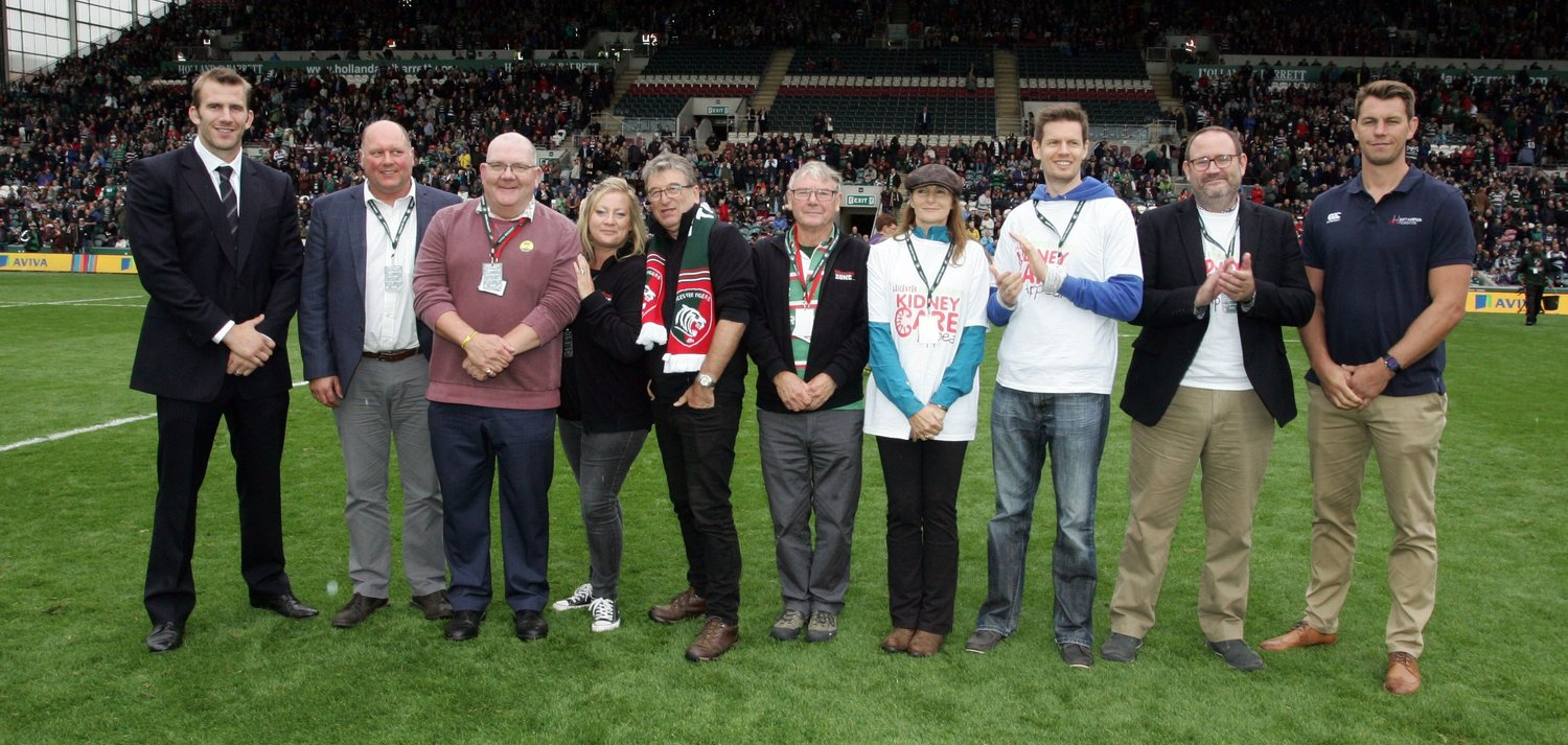 Official Club Charities