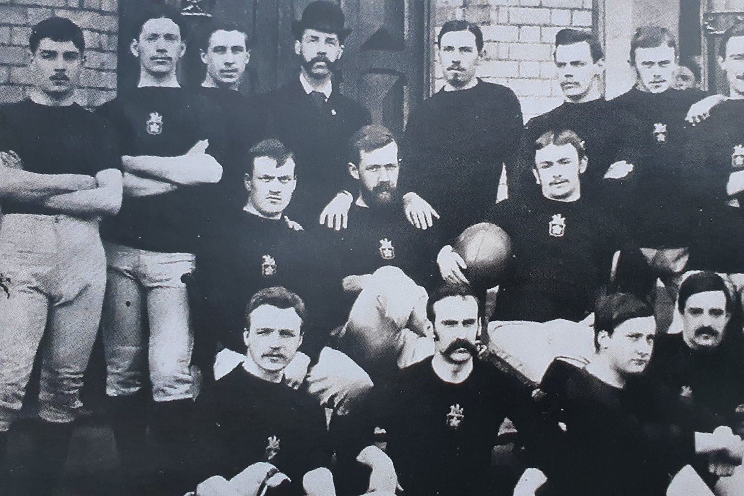 Captains Collection 1880 team