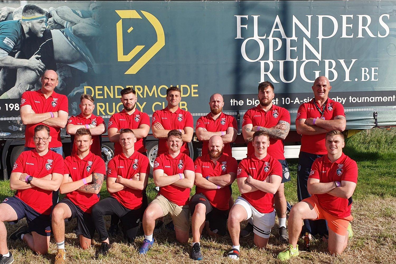 Tigers Staff Dendermonde