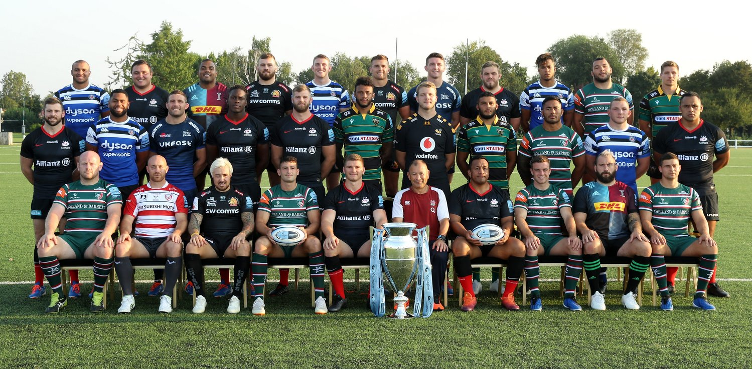 Rugby World Cup Squad Premiership Rugby