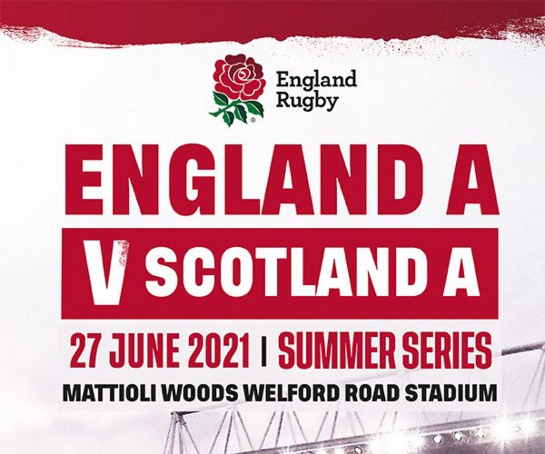 England A v Scotland A
