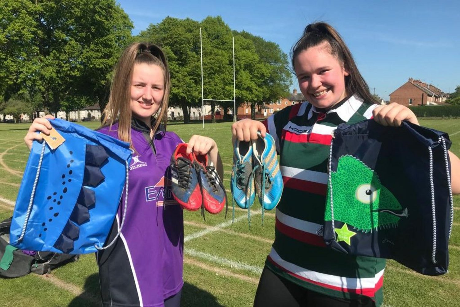 Project Rugby Kit Donations