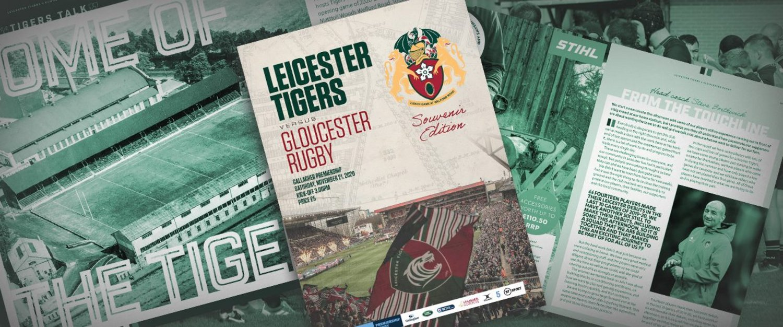 Digital Matchday Programme