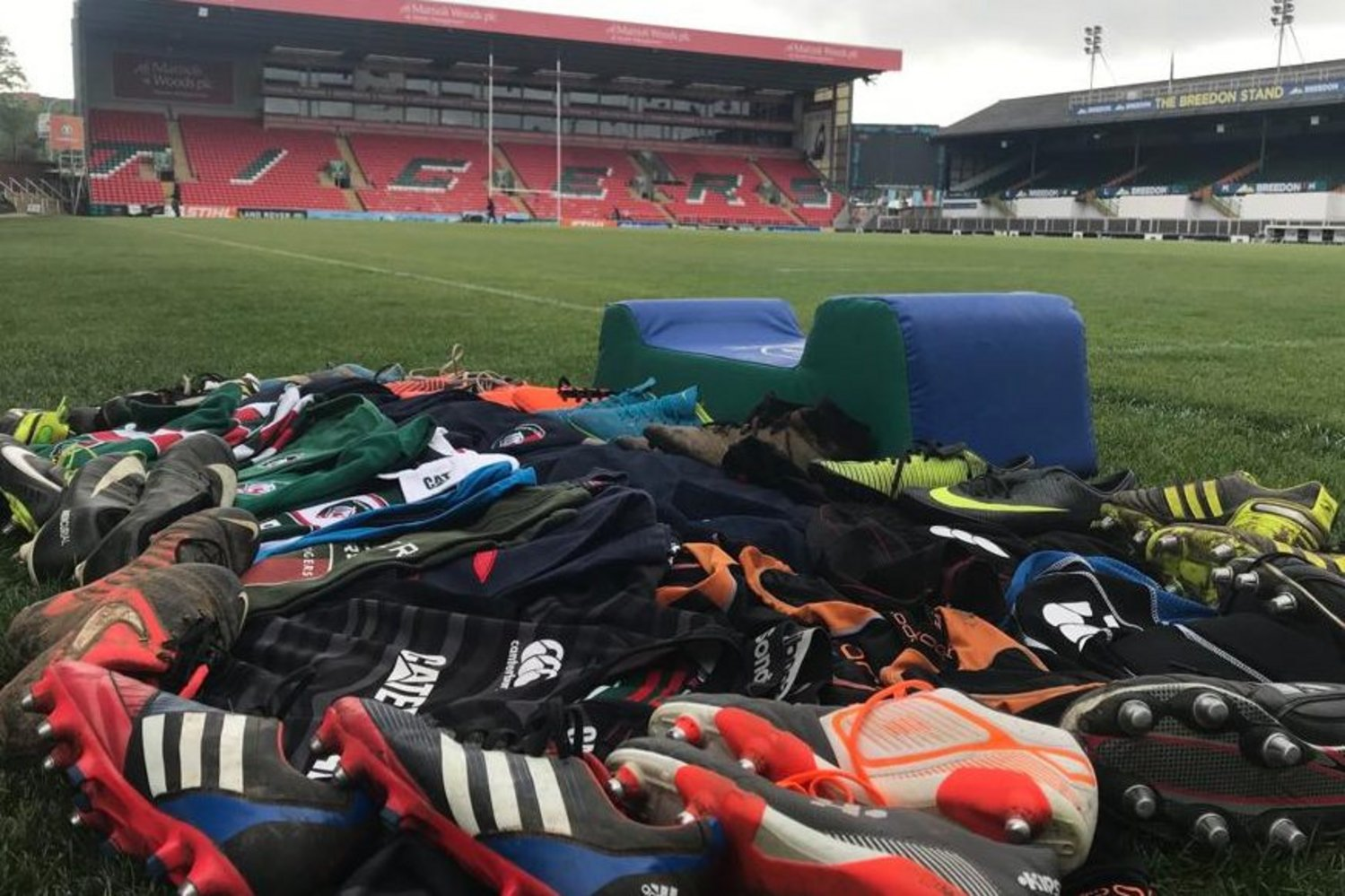 Project Rugby donations