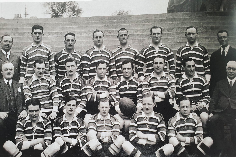 Tigers 1919-20