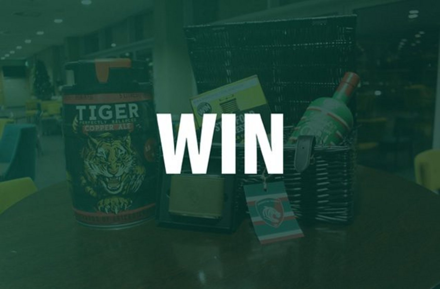 Tigers ROARwards - Collect - Win - Save