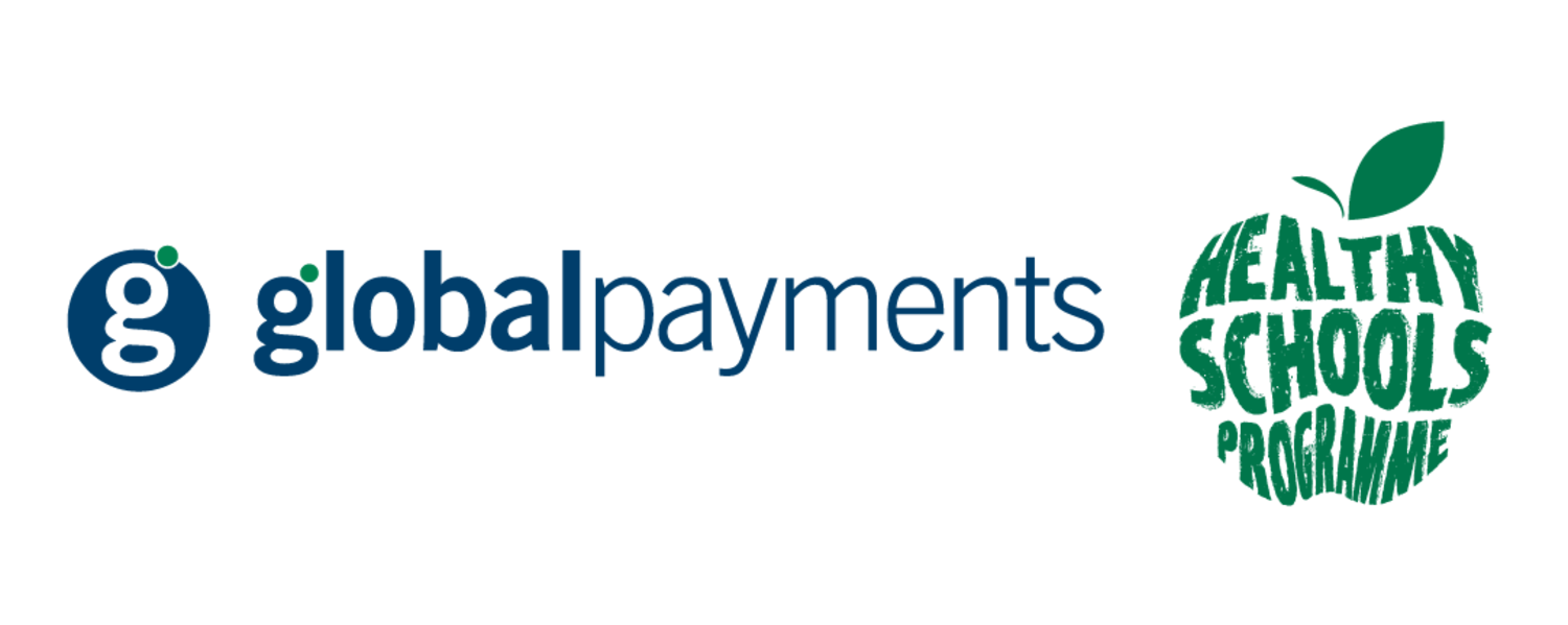 Global Payments Healthy Schools Logo
