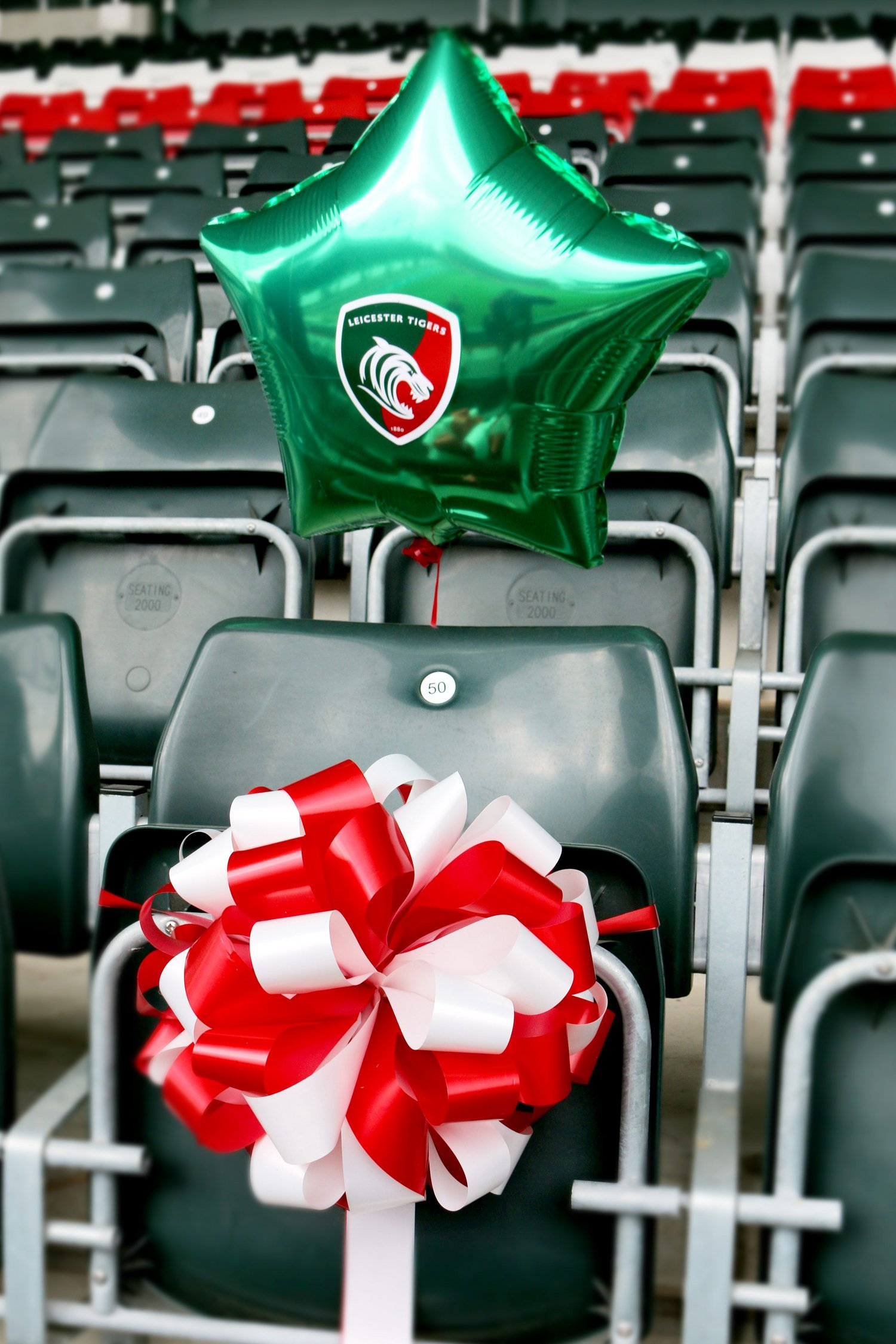 Season ticket balloon