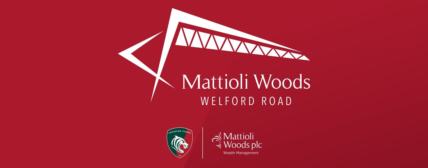 Our Stadium - Mattioli Woods Welford Road Stadium