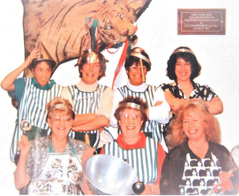 Catering team 93