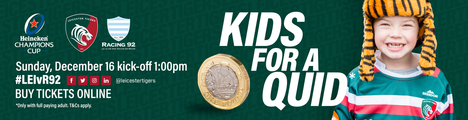 Kids for a Quid