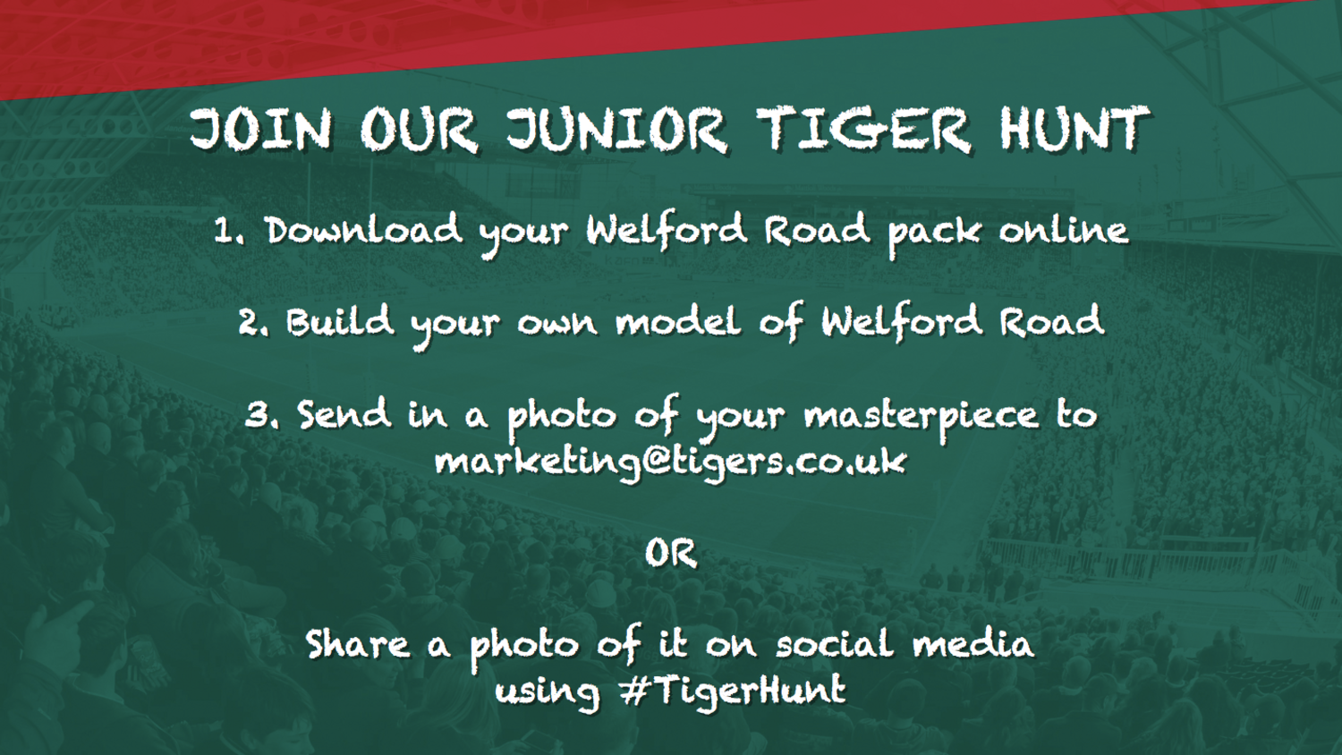 Junior Tiger Hunt 2018