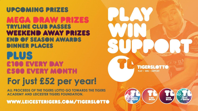 Tigers Lotto