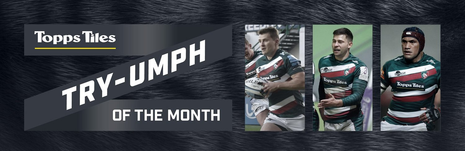 Topps Tiles Try-Umph of the month