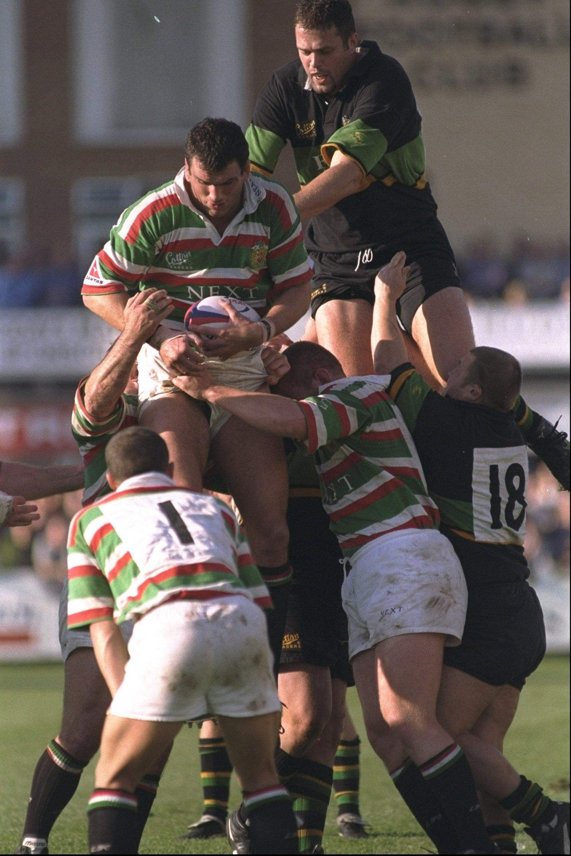 Martin Johnson 1997