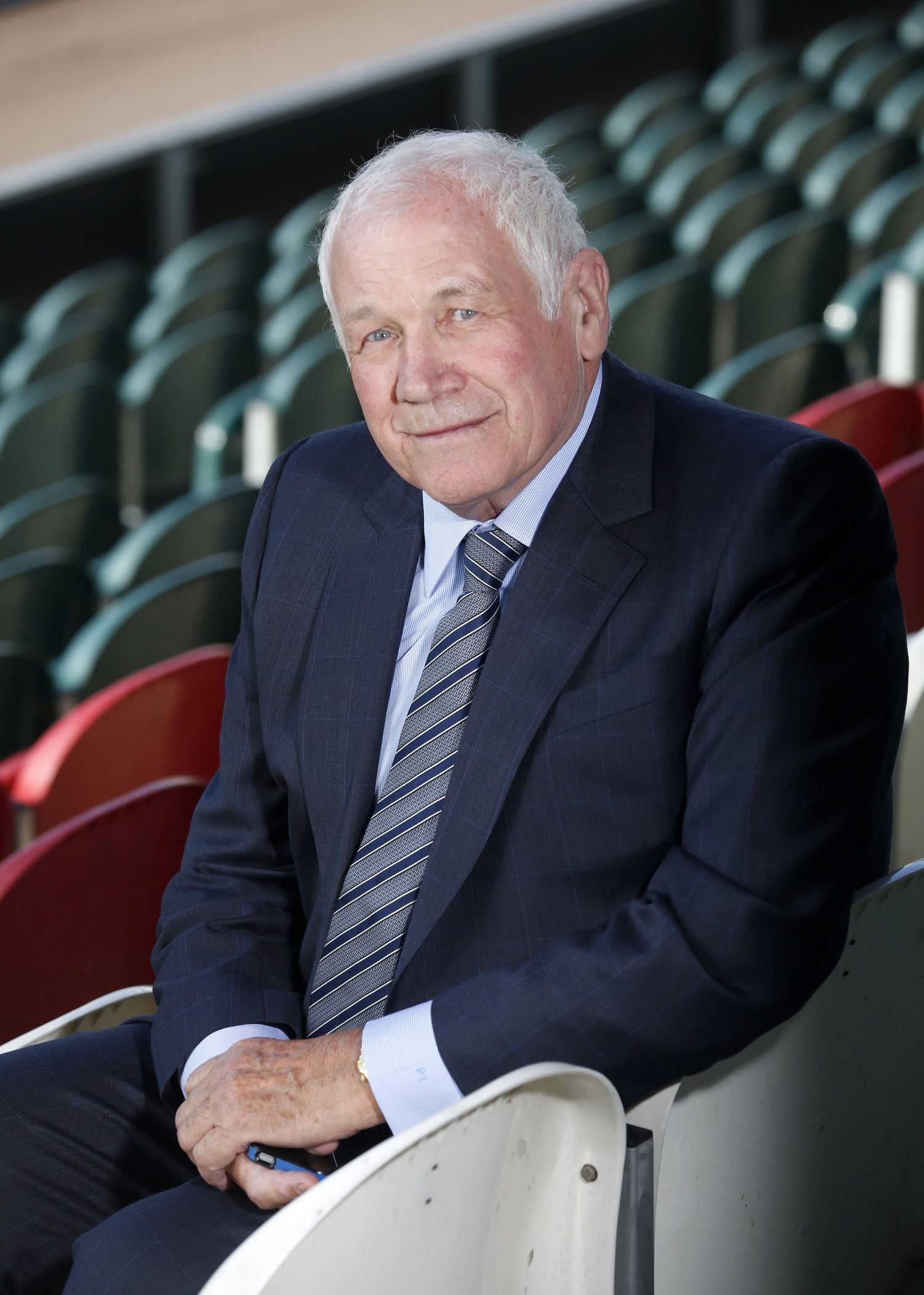 Peter Tom, Leicester Tigers Chairman