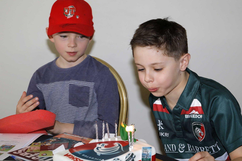 Matchday Birthday Parties