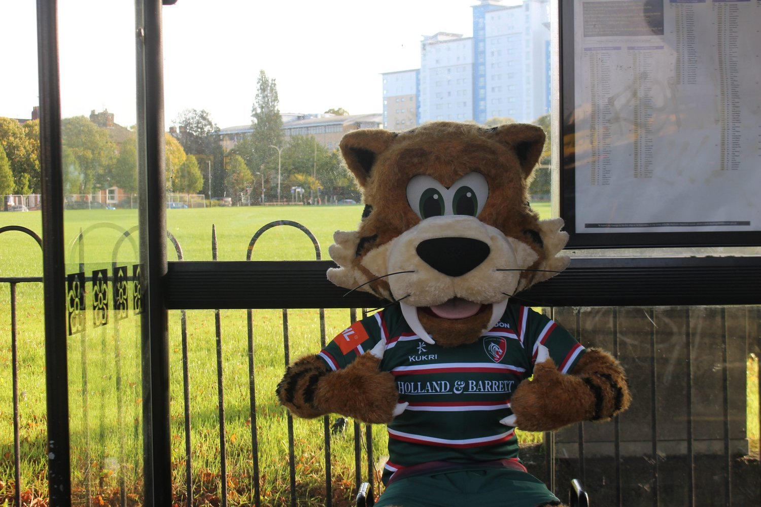 matchday bus welford