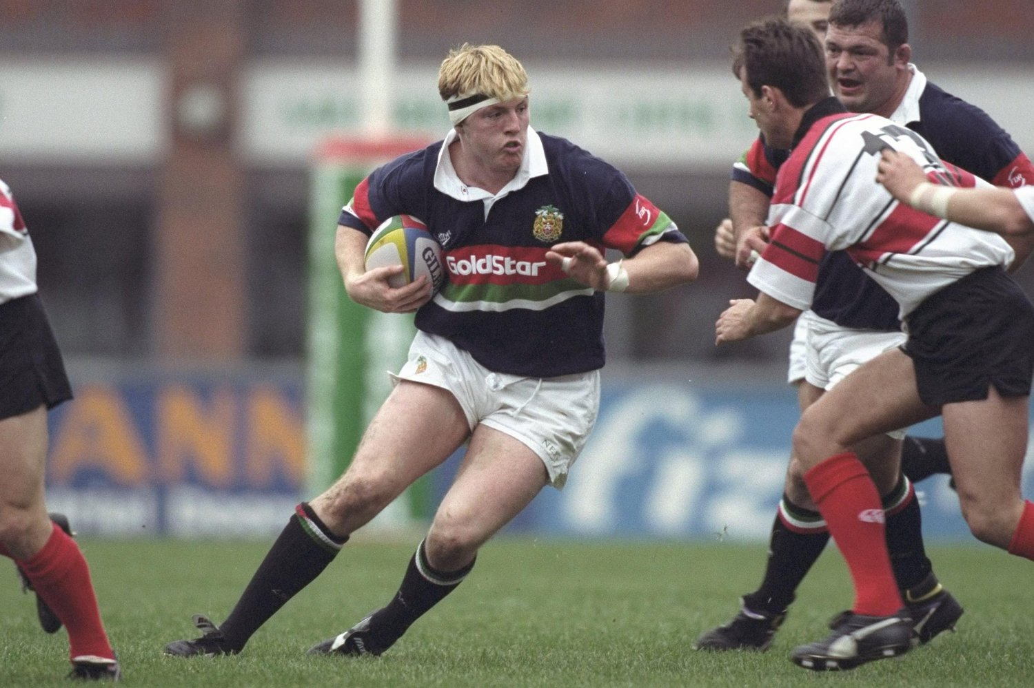 Captains Collection 1996 player