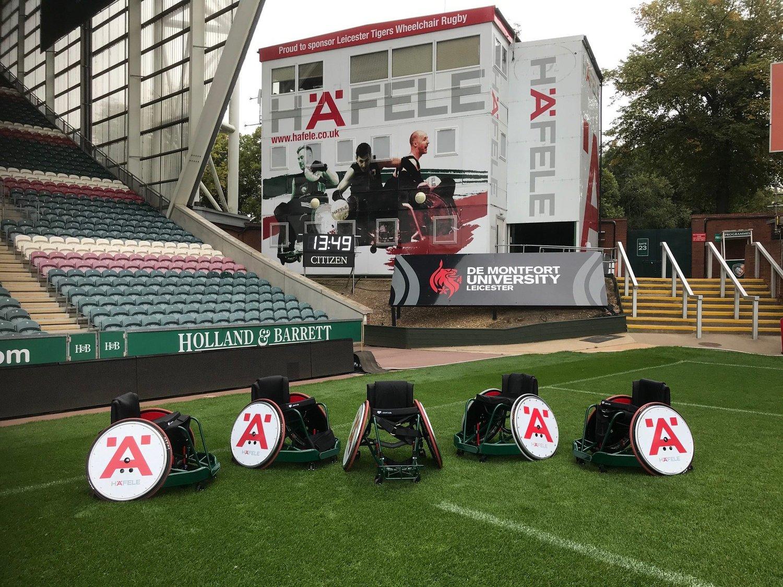 Wheelchair Rugby Hafele