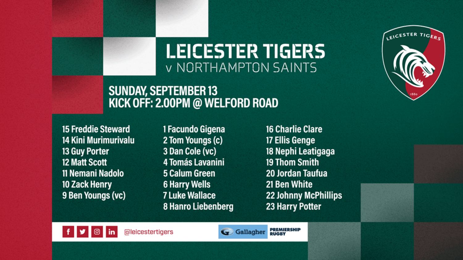tigers v saints gp20 130920 team news.png