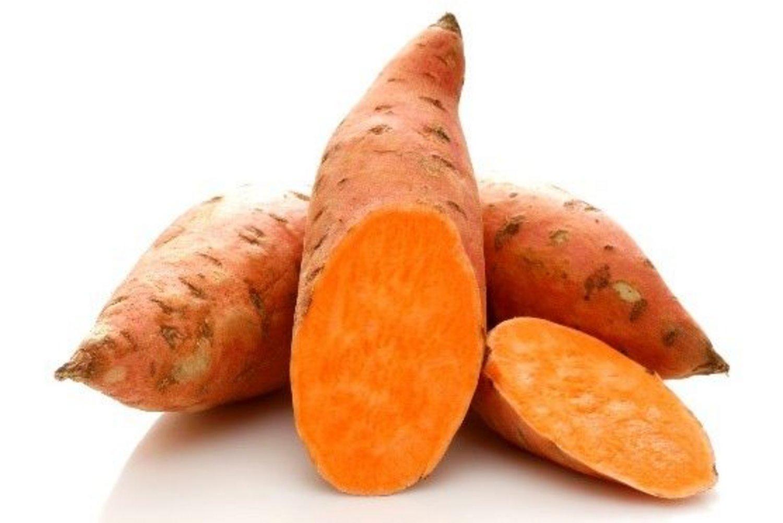 Fit Fans sweet potato