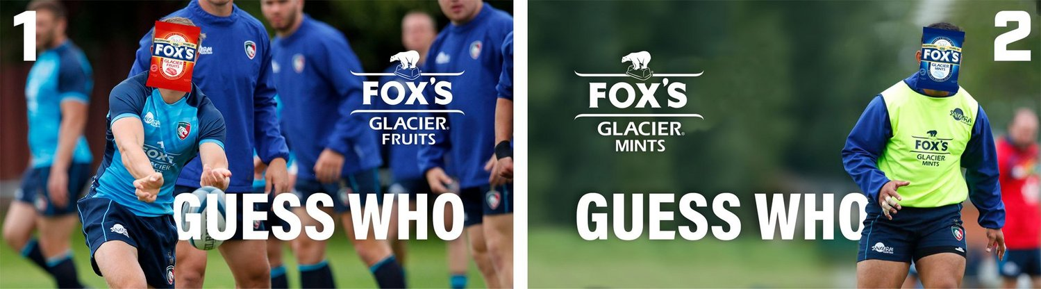 Guess Who? Fox's Competition