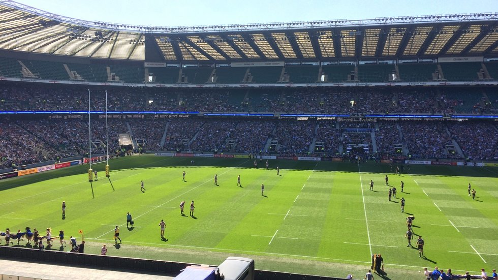 The national stadium awaits old rivals Bath and Leicester again this season