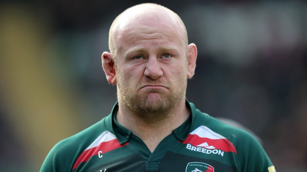 Dan Cole looking all Dan Cole was the second most popular photo