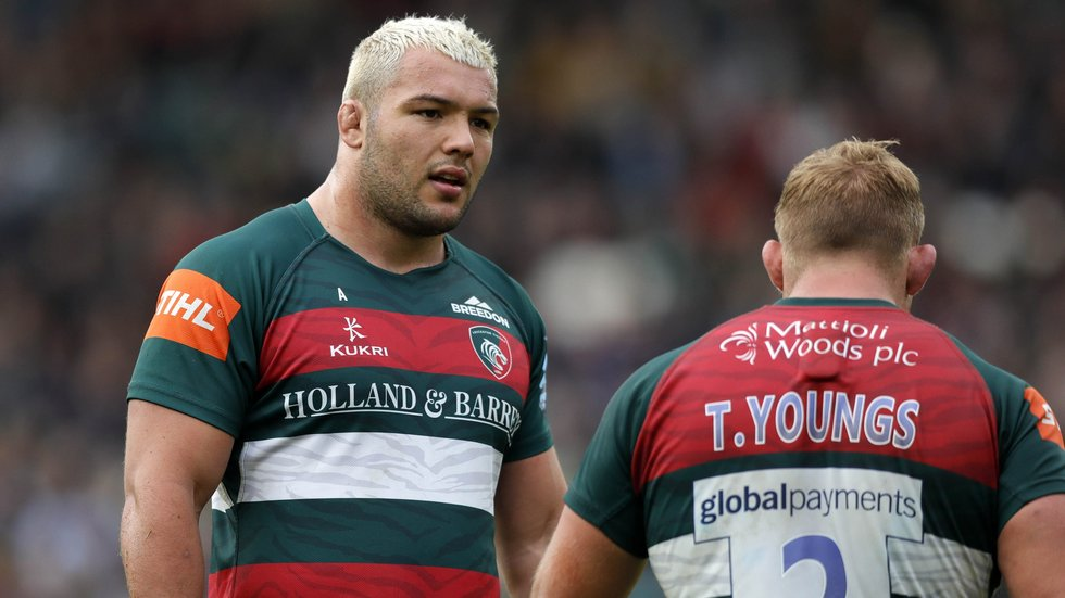 Ellis Genge joins five Tigers team-mates as England prepare to face Wales this weekend