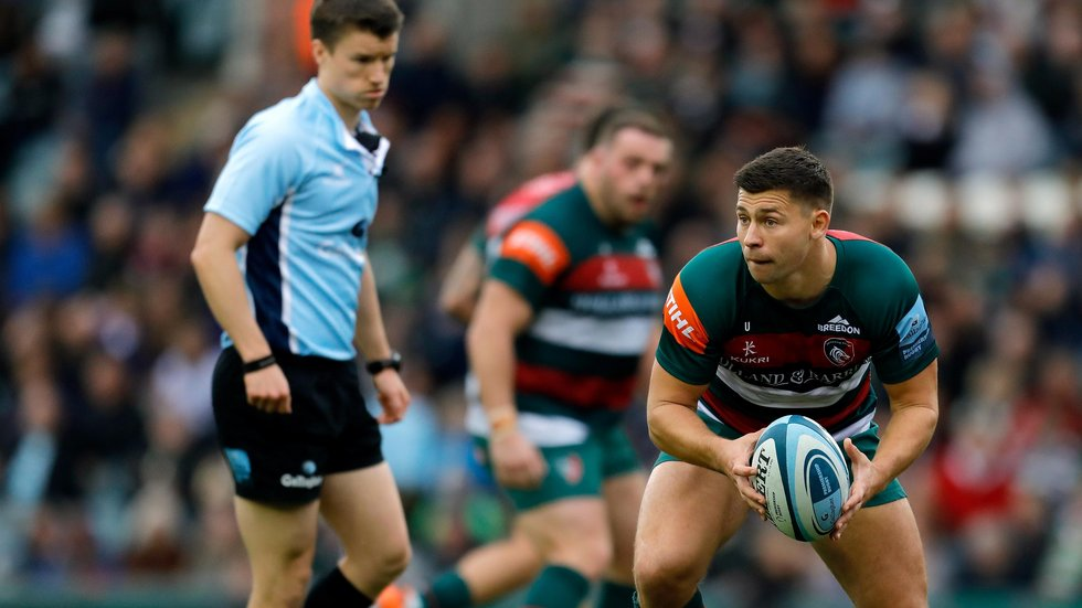 Ben Youngs is back in the starting line-up for the trip to Twickenham this weekend
