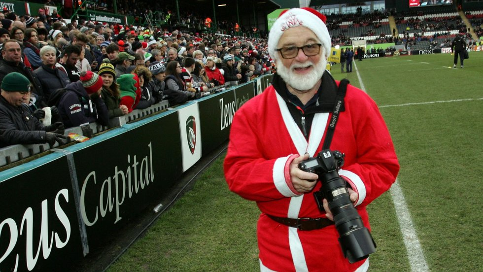 Sellars is known by players, club staff and supporters alike as 'Santa' and wears the appropriate outfit at the Tigers home game closest to Christmas each year.