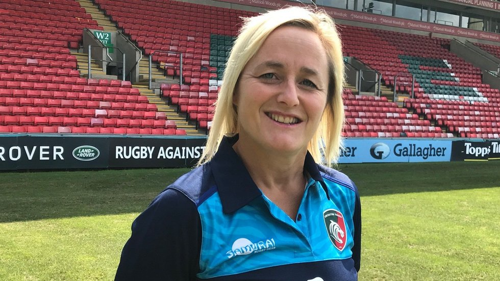 Vicky Macqueen has wide experience in women's rugby, from grassroots to the international game