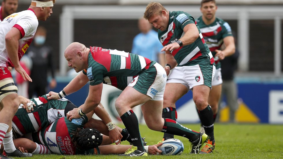 Tom Youngs has fond memories of the intensity expected in European competition