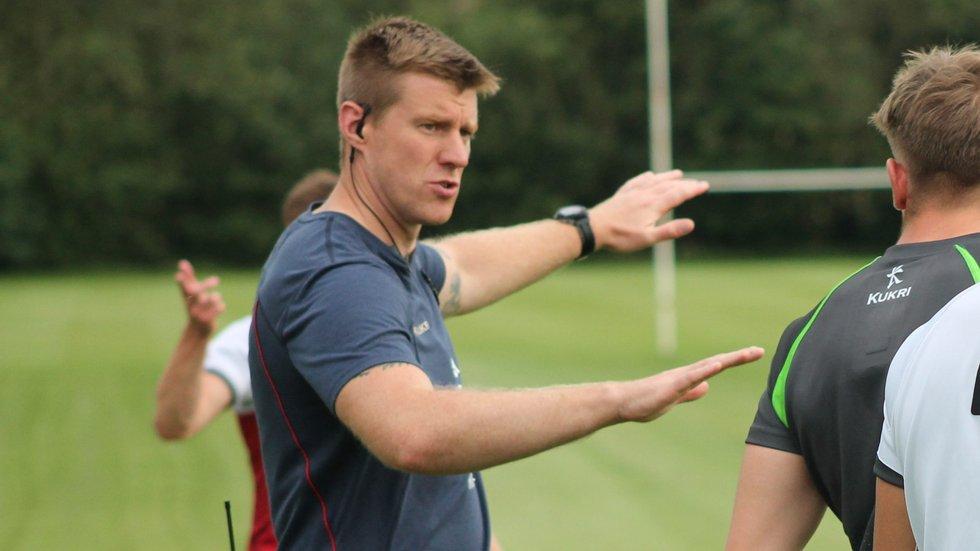 Junior Academy Manager: Greg Mannion