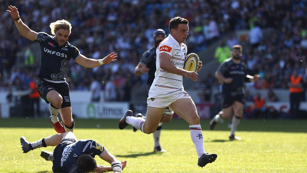 England pick Daly at fullback for BaaBaas clash
