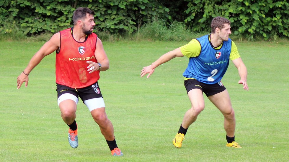 New signings, including Gareth Owen (left) and Jonah Holmes have made a big impression, says Matt Smith