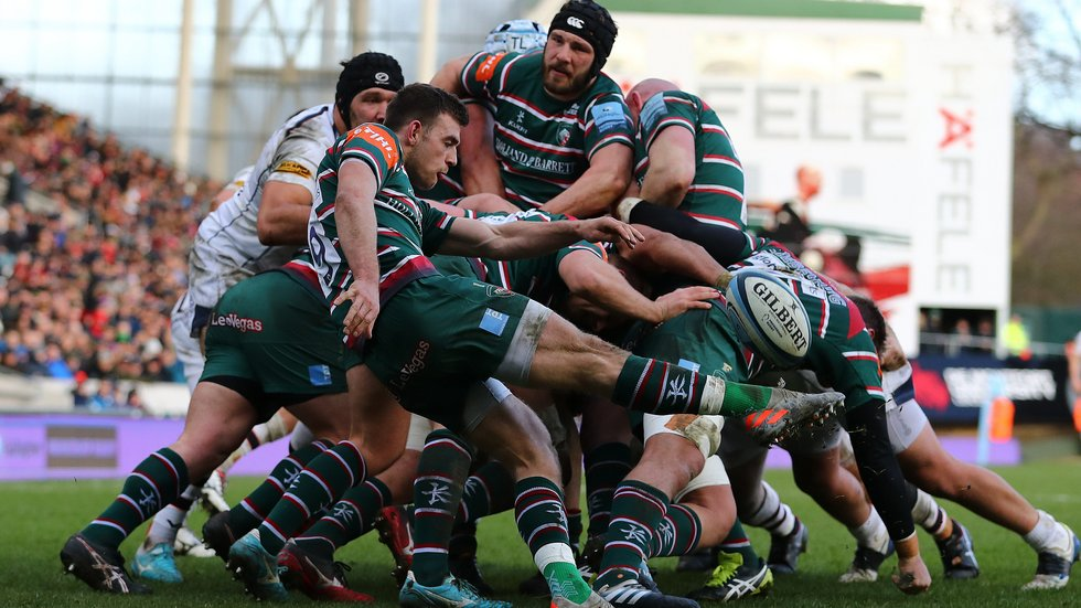 Rugby finally makes its return, more than five months since we last met at Welford Road